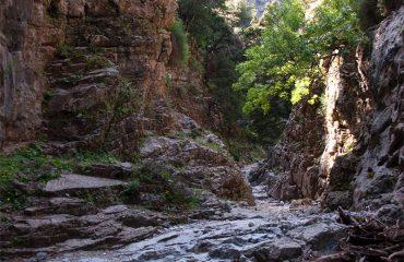 Agia-Irene-Gorge