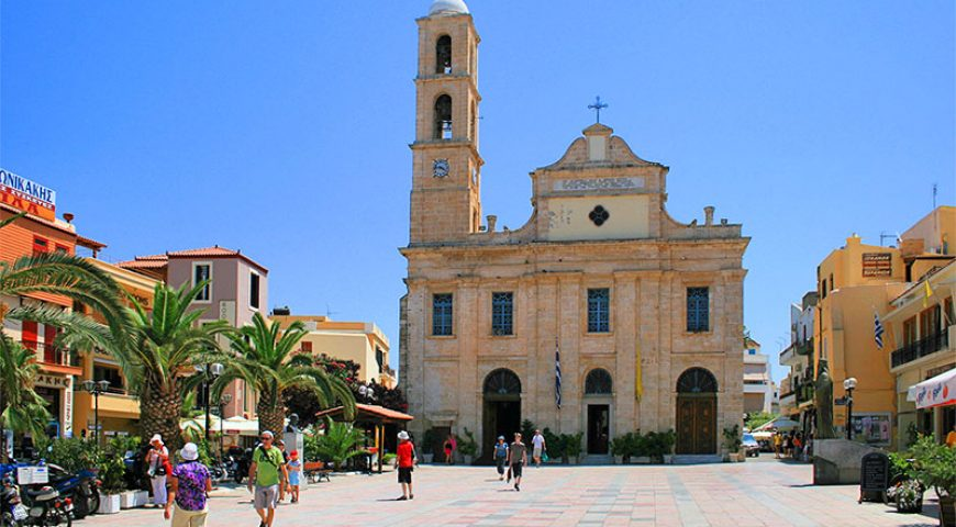 Chania-Cathedral