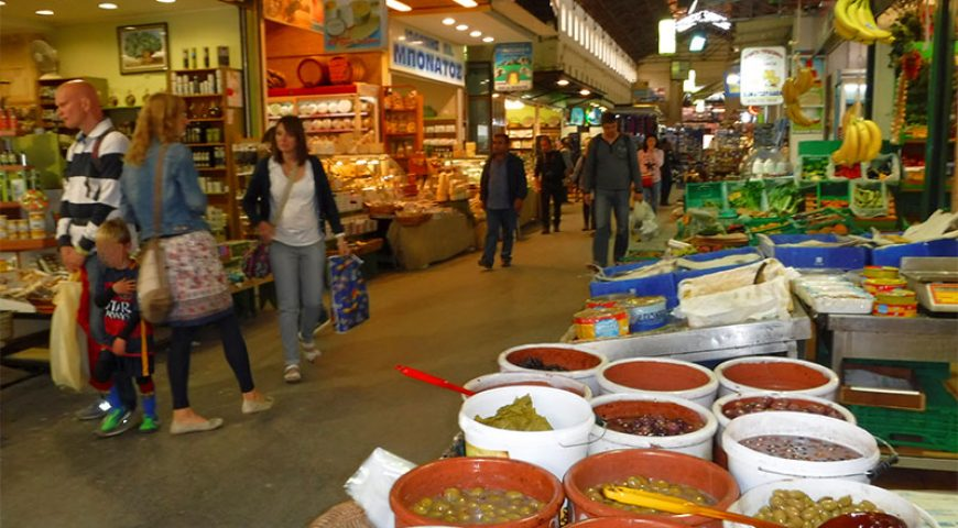 Chania-local-market