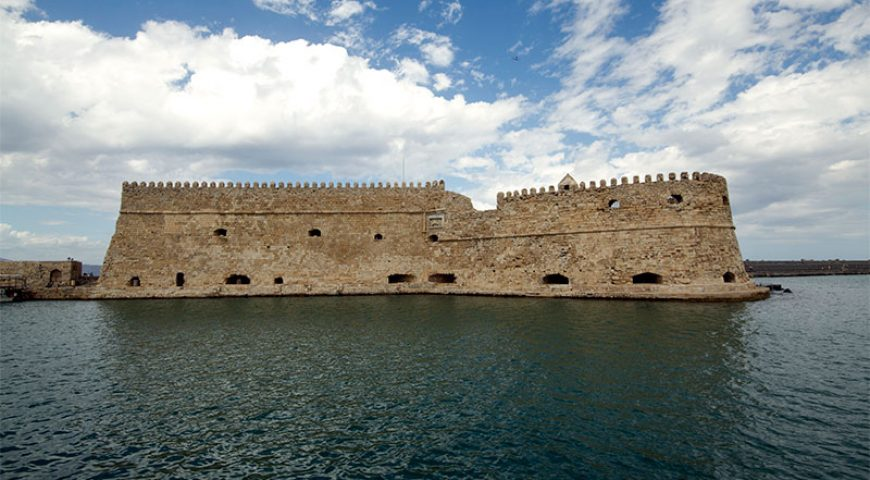 Heraklion-Koule-Fort