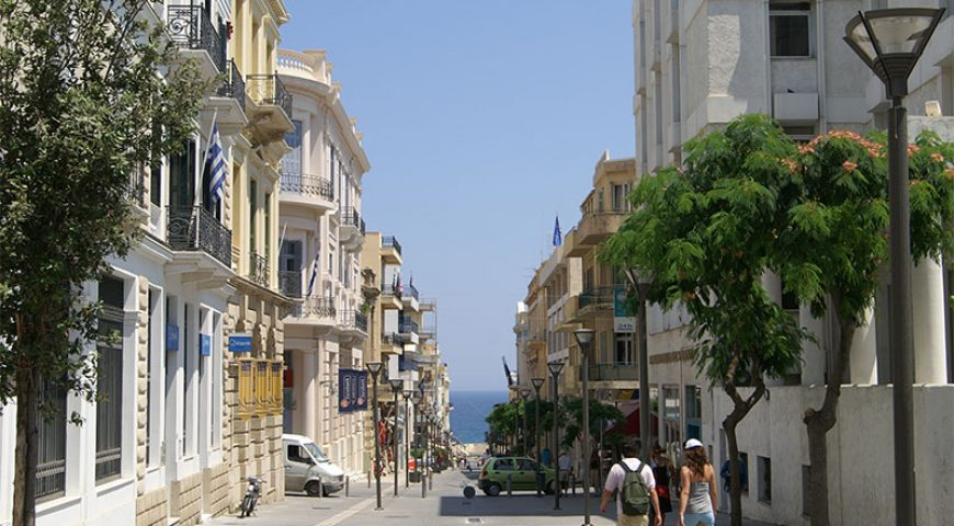 Heraklion-walk