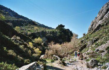 Imbros-Gorge