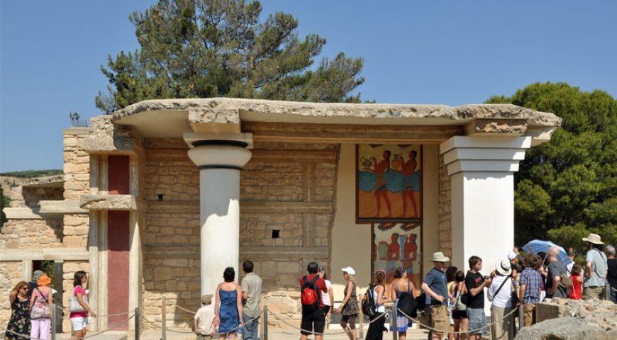 Knossos-Murals