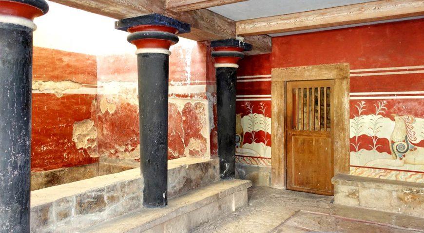 Knossos-Throne-Room