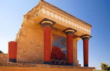 Knossos-site