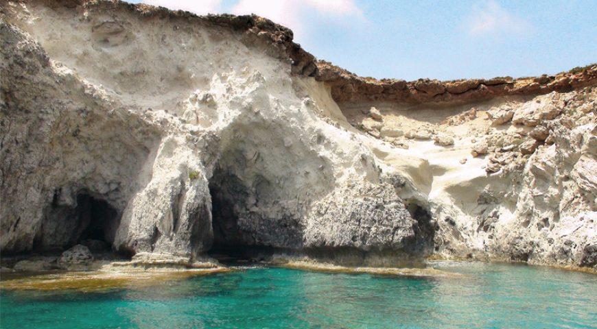Koufonisi-Cave
