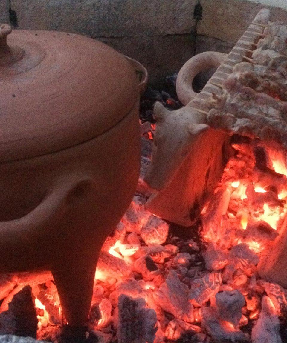 Minoan-cooking