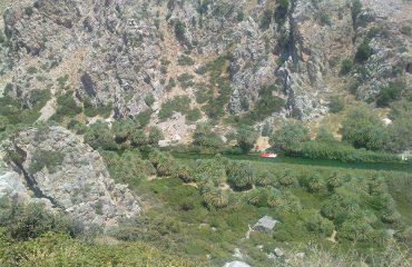 Preveli-river