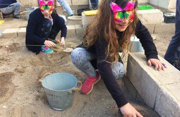 Simulated-digging-Excavation-