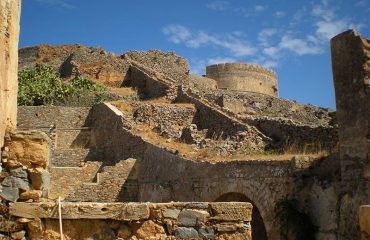 Spinalonga-ruins