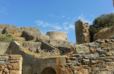Spinalonga-tower