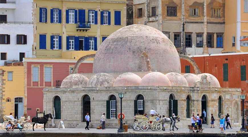 Chania-Mosque