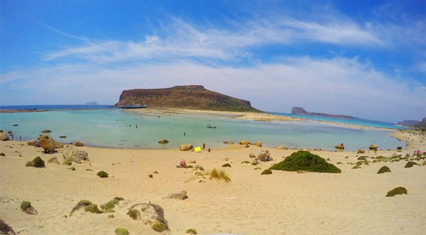 Cycle-Balos-Beach