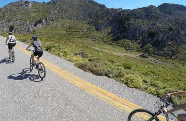 Cycling-Omalos-Plateau