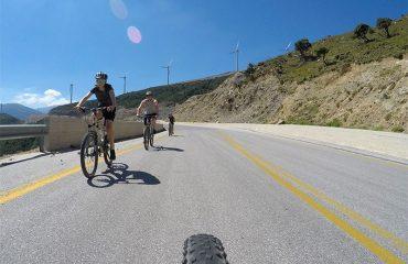 Omalos-Downhill