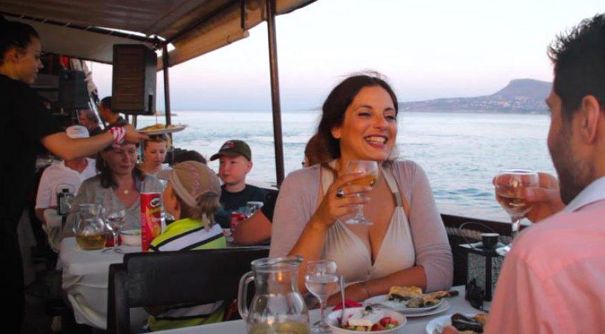 Souda-Bay-Evening-Dinner
